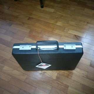 New Suitcase With Key