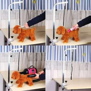 Portable grooming stand