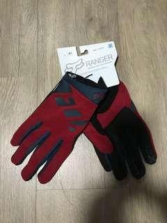 Fox Racing Ranger Gloves AW18 - cardinal red XL size