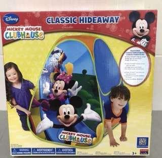 Brand New Playhut Mickey Mouse Clubhouse Playtent