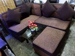 Sofa Set *L* Shape