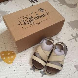Lullabee Ben Beige shoes sandal sepatu