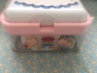 Kotak Perlengkapan Bayi 3in1