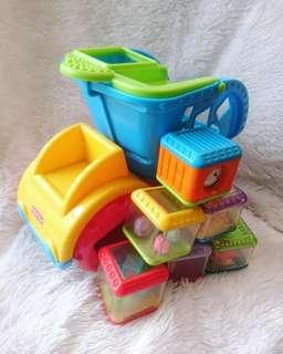 Shape Shorter by Fisher price