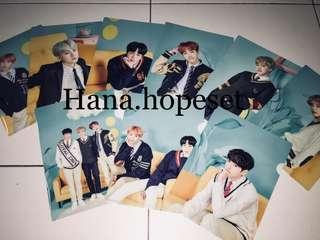 [RS] BTS MINI L-FILE MUSTER JAPAN