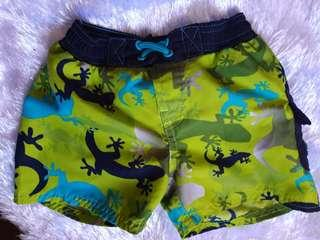 Board shorts for baby boy 6-12 monthd