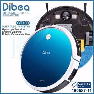 Dibea Robot Vacuum Cleaner | Must Let Go!