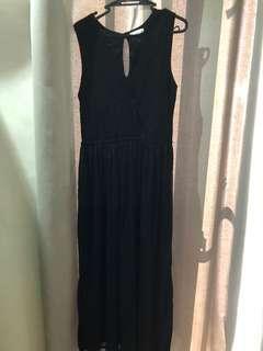 Tango black dress