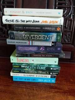 Storybooks @ $5 each