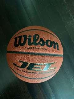 Wilson Jet Pro indoor/outdoor Basketball