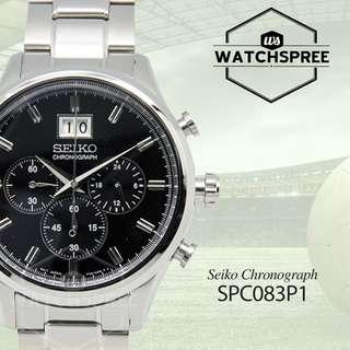 FREE DELIVERY *SEIKO GENUINE* SPC083P1 100% Authentic with 1 Year Warranty!
