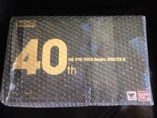 超合金魂 GX-31V 40th Anniversary 日版