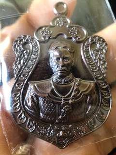 Thai Amulet - Rama 9 the king