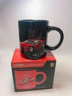 🚚 7-11限量收藏法拉利經典車,法拉利經典馬克杯系列