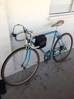 Vintage Kuwahara Japanese Road Bike