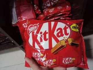 Kitkat mini chocolate