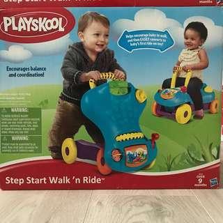 🚚 Playskool Walker