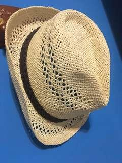 🚚 紳士草帽