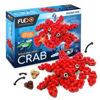 Flexo Ocean Life - Crab