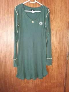 Green Team Apparel Dress/Sleepwear