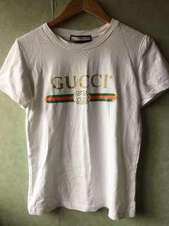 Gucci tee (fake)