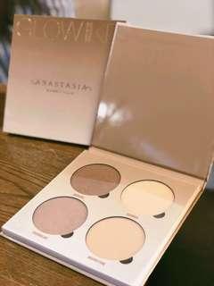 Anastasia Glow sun dipped kit