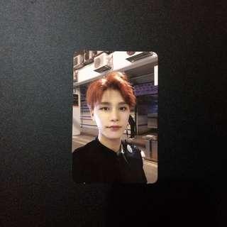 NCT Taeil Regular-Irregular official photocards