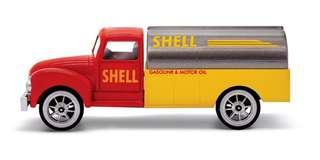 Shell Fuel Tanker model