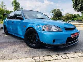 Honda Civic Manual 1.6