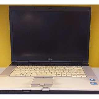CASH ON DELIVERY NATIONWIDE! FUJITSU LAPTOP FOR ONLY 4,990