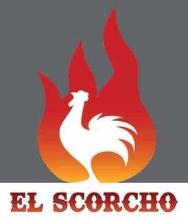 El Scorcho Custom Hot Sauce