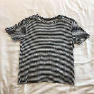 🚚 INSTOCK | abercrombie & fitch striped top