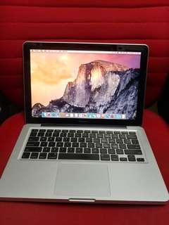 MacBook Pro 128 SSD all function well good condition good for students