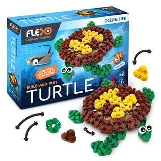 Flexo Ocean Life - Turtle
