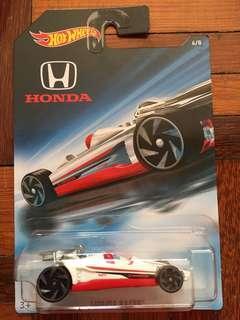 Hot Wheels Designer Challenge Racer Car