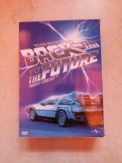 Back to the Future 1 2 3
