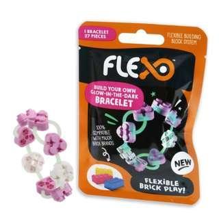 Flexo Mini - Glow in Dark Bracelet