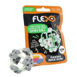 Flexo Mini - Glow in Dark Spaceball