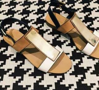 ef5437f2c833 Zara Sandals