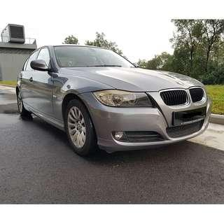BMW 3 Series $55/Day ($385/Week)
