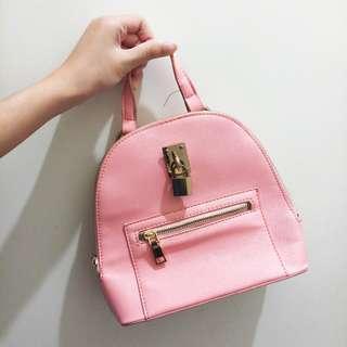 🚚 粉色質感提包(實拍)