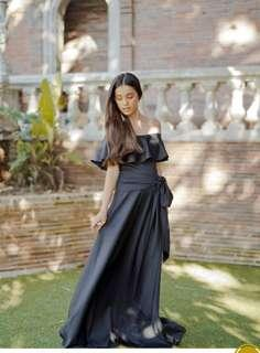Apartment 8 Midnight Blue Gown FOR RENT