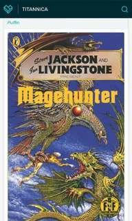 Magehunter fighting fantasy ian livingstone steve jackson