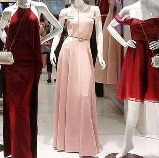 Karimadon Old Rose Gown for RENT