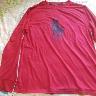 XL Polo Ralph Lauren Long Sleeve Tee, Brand new with tag
