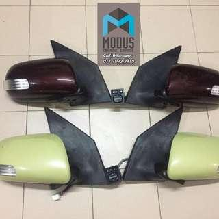 Side mirror passo 07 complete suis for myvi