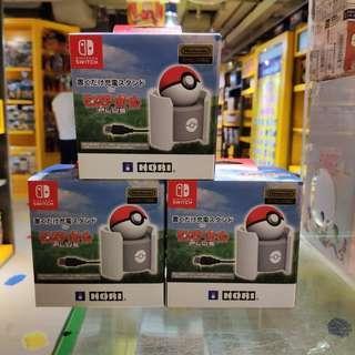 (100%全新 旺角門市現貨)Pokemon Let's go 精靈球 充電坐 只售$119