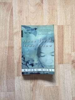 Stone Field, True Arrow - Kyoko Mori