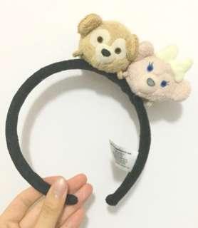 Duffy頭飾 (購自香港迪士尼)