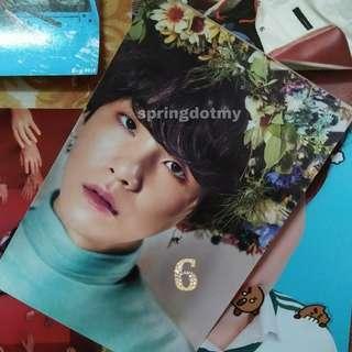 [ READY STOCK ] BTS Photo Prints